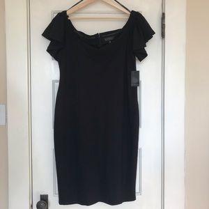 Eloquii Off the Shoulder Dress | Size 14